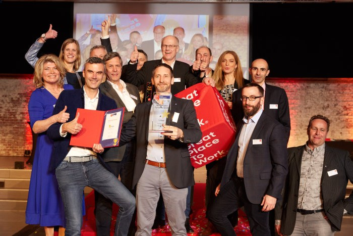 """Worthington ist erneut """"Great Place to Work"""""""