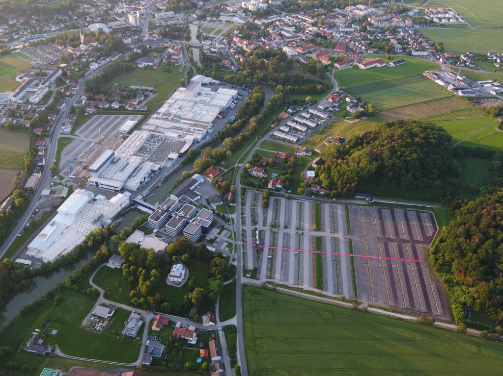 ZKW verschärft Covid-19-Schutzmaßnahmen am Standort Wieselburg