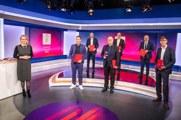 ZKW unter den sechs Finalisten für den Staatspreis für Innovation