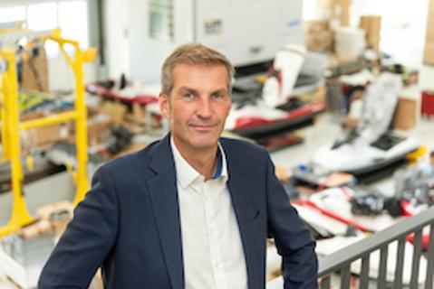 Waldemar Pöchhacker leitet Marketing, Sales und HR bei Belassi Premium Personal Watercrafts
