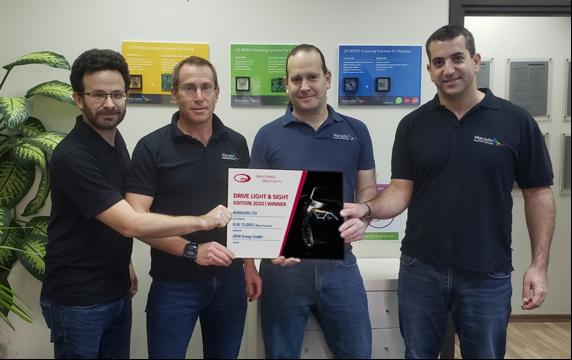 ZKW kürt die Gewinner des Drive Light & Sight Wettbewerbs
