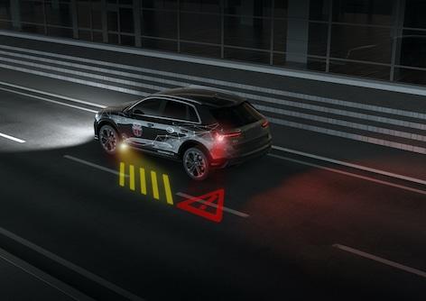 ZKW entwickelt mit Partnern neue Mikrospiegel-Module für dynamische Lichtfunktionen