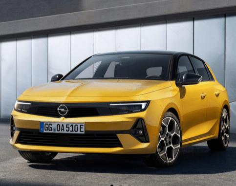 Neuer Opel Astra mit Premium-LED-Licht von ZKW am Start
